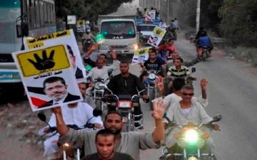 """مسيرات محدودة للإخوان بالقاهرة والمحافظات في """" أسبوع رابعة أيقونة الثورة"""""""
