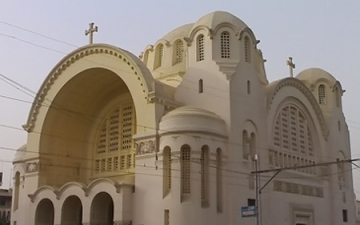 """ألمانيا تقيم احتفالية """" الصلاة من أجل مصر """" في الكنيسة الإنجيلية بفرانكفورد"""