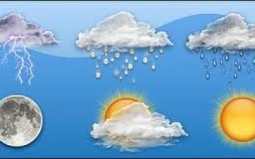الأرصاد: طقس اليوم شتوى بارد شمالا معتدل جنوبا