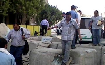 استطلاع رأي حول قرار وزير الداخلية بإزالة الكتل الخرسانية بالتحرير