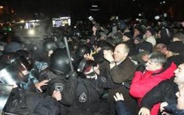 المعارضة الاوكرانية تأمل فى وساطة دولية لمفاوضاتها مع الحكومة