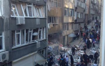 انفجار يهز ميدان تقسيم باسطنبول