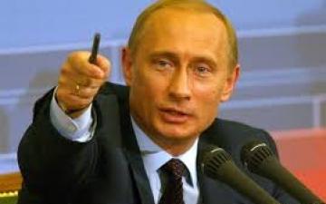 نوفوستي: بوتين مرشح للحصول على جائزة نوبل للسلام 2014