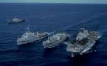 الجيش الروسي يحاصر قيادة خفر السواحل الأوكرانية فى سيباستوبول