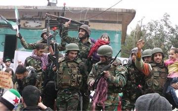 مقتل 20مسلحًا من جبهة النصرة فى معارك مع الجيش السورى بريف دمشق