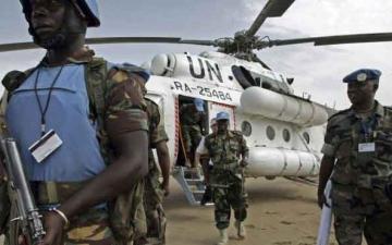 الاتحاد الأفريقى لحفظ السلام تعلن استئناف تشغيل مطار كيسمايو الدولى