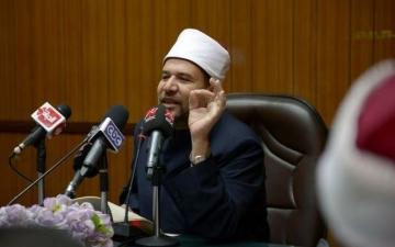 وزير الأوقاف : الدعوة إلى الفوضى جريمة ترقى إلى حد الخيانة الوطنية