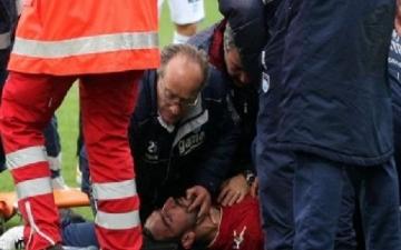 لاعب تشيلي يموت بالسكتة القلبية أثناء المباراة