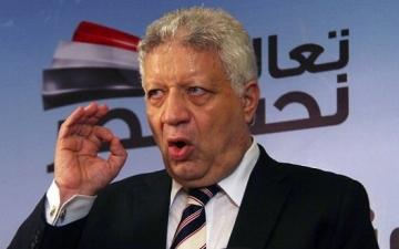 بالفيديو.. مرتضى منصور بسبب ألفاظهم النابية رحل التوائمان