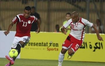 تونس تضع مصر فى ذيل القائمة بكأس الأمم الأفريقية