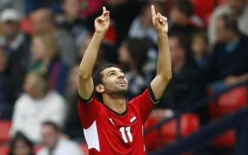 غريب يؤهل محمد صلاح قبل مباراة  تونس