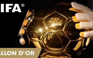 الفيفا يعلن قائمة المرشحين للفوز بالكرة الذهبية