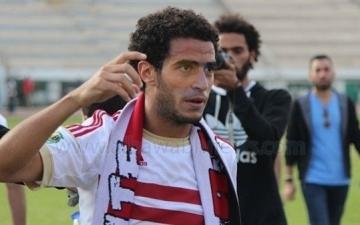عمر جابر: قررت الرحيل في يناير