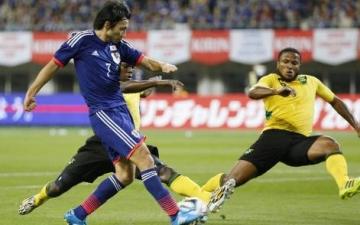اليابان تهزم جاميكا وتمنح المدرب اجيري اول فوز