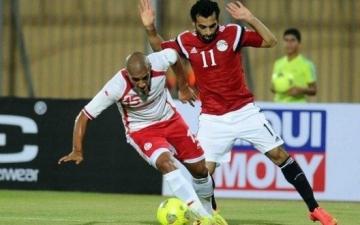 بدايه مخيبة للآمال مصر تتعادل مع بتسوانا في الشوط الاول