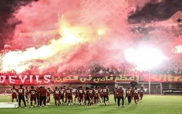 الأهلي يخاطب اتحاد الكرة لحسم موقف جماهير نهائي الكونفدرالية