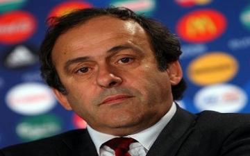 """""""بلاتيني"""": مونديال قطر سيقام في الشتاء"""
