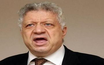 بالفيديو .. مرتضى لتوفيق : عليا الطلاق لاعلقك من رجليك على باب النادى !!