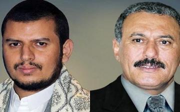 اتساع الفجوة بين الانقلابيين الحوثيين وعبد الله صالح