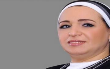 تشييع جثمان والد حرم الرئيس من مسجد المشير بالتجمع الخامس