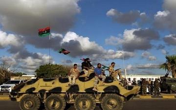 الجيش الليبي يتهم الميليشيات التكفيرية بنشر الشائعات المغرضة والعمل على تشويه سمعته