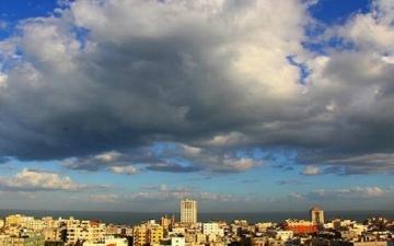 الأرصاد : انخفاض فى درجات الحرارة واحتمال سقوط امطار لمدة 3 ايام