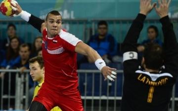منتخب مصر يواجه اليوم نظيره التونسى فى مونديال اليد
