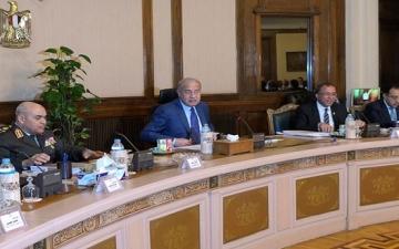 مجلس الوزراء يبحث اليوم عدد من الملفات الأمنية والاقتصادية