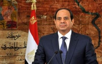 الرئيس السيسى يزور الإمارات غدا لمدة يومين