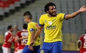 """اشتباه فى إصابة مروان محسن بين""""الصليبى"""" و""""جزع"""" الرباط الداخلى للركبة"""
