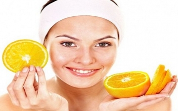 """احصلى على بشرة نظيفة.. بماسك """"البرتقال والليمون"""" للتخلص من الجلد الميت"""