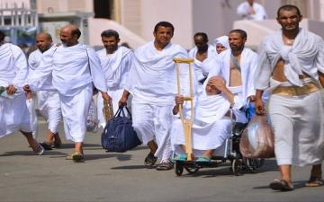 انتهاء عمليات تفويج الحجاج من المدينة المنورة إلى مكة المكرمة