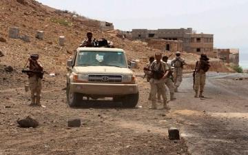 الجيش اليمنى يحبط هجوماً للحوثيين بمحافظة الضالع