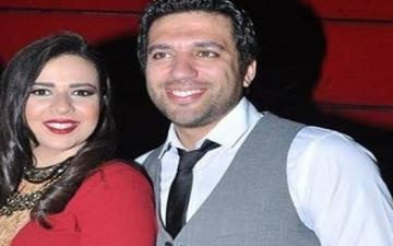 بالصور .. دعوة فرح حسن الرداد وايمى سمير غانم على الواتس !!