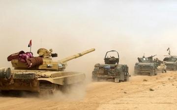 عملية تحرير الموصل تدخل يومها الثانى وداعش تواصل التراجع