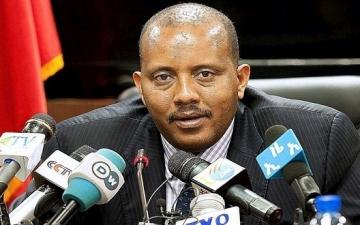 وزير إعلام إثيوبيا : لم نتهم الحكومة المصرية بدعم معارضين