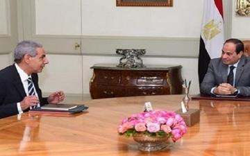 السيسى يوجه بالإسراع فى تنفيذ مجمعات صناعية ببورسعيد ومدينتى بدر والسادات