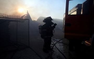 تجدد الحرائق فى مدينة القدس رغم إعلان تل أبيب السيطرة عليها
