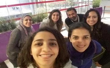منتخب اسكواش السيدات يتأهل لدور الثمانية ببطولة العالم