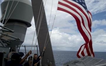 الأسطول الصينى يستولى على غواصة أمريكية