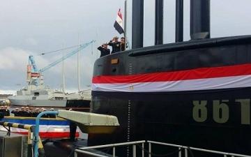 بالصور .. بعد تسلم الأولى .. مصر تتسلم الغواصة الثانية من ألمانيا فى يونيو القادم
