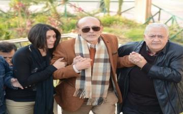 رسالة الفنان محمد صبحى لزوجته بعد وفاتها: شكرا زوجتى الحبيبة