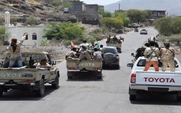 الجيش اليمني ينجح فى السيطرة على سلسلة جبلية شرق صعدة