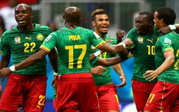 الكاميرون تتخطى السنغال وتصعد إلى المربع الذهبى
