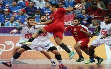 انطلاق مونديال العالم لكرة اليد فى فرنسا .. ومصر تواجه قطر الجمعة