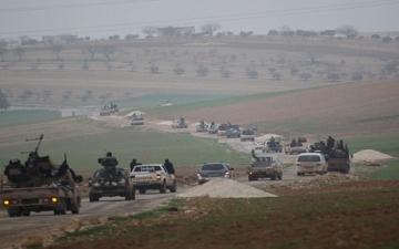 21 قتيلا فى معارك بدير الزور بين داعش وقوات سوريا الديمقراطية