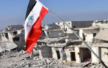 المركز الروسى للمصالحة : المسلحون يحضرون لهجوم كيميائى فى إدلب