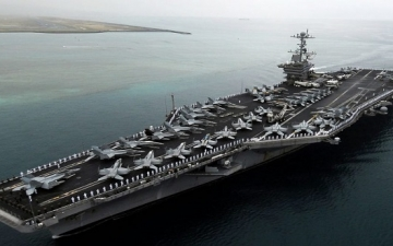 هل تلوح نذر المواجهة بين واشنطن وطهران فى الخليج فى ظل تصاعد التوتر بينهما ؟