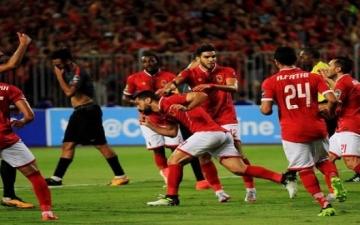 فيفا: 40 مباراة للأهلى دون خسارة فى الدورى المصرى