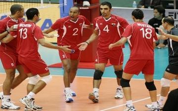 مصر تواجه تونس في نصف نهائي بطولة أفريقيا للكرة الطائرة